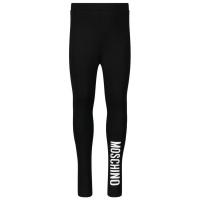 Afbeelding van Moschino H3P034U kinder legging zwart