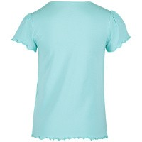 Afbeelding van Guess K92I15 kinder t-shirt turquoise