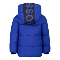 Afbeelding van Boss J06237 babyjas cobalt blauw
