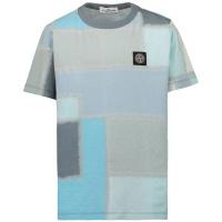 Afbeelding van Stone Island 21446 kinder t-shirt licht blauw