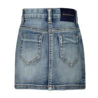 Afbeelding van MonnaLisa 194700R6 kinderrokje jeans