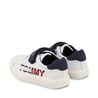 Afbeelding van Tommy Hilfiger 32040 kindersneakers wit