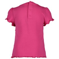 Picture of Guess A92I02 baby shirt fuchsia