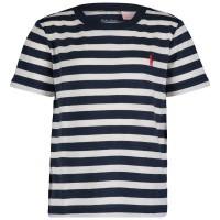 Picture of Ralph Lauren 712333 baby shirt navy