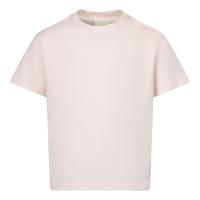 Afbeelding van Fendi BUI015 AEX1 baby t-shirt licht roze