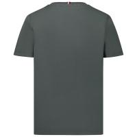 Afbeelding van Tommy Hilfiger KS0KS00201 kinder t-shirt olijf groen