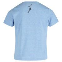 Afbeelding van Jacky Girls JGSS19092 kinder t-shirt licht blauw