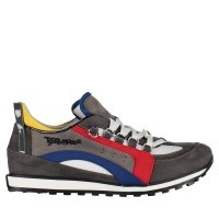 Picture of Dsquared2 57144 kids sneakers grey