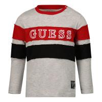 Afbeelding van Guess N1Y123 baby t-shirt grijs
