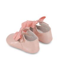 Afbeelding van Mayoral 9455 babyschoenen licht roze