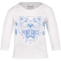 Afbeelding van Kenzo KM10503 baby t-shirt wit
