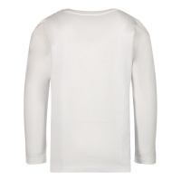 Afbeelding van Givenchy H05184 baby t-shirt wit