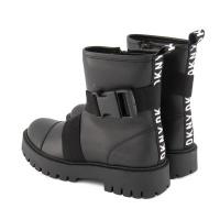 Afbeelding van DKNY D39063 kinderlaarzen zwart