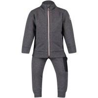 Afbeelding van Moncler 8800805 baby joggingpak licht grijs