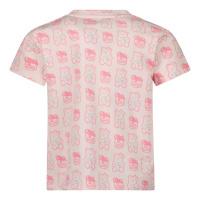 Afbeelding van Guess H1YT00 M baby t-shirt licht roze
