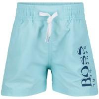 Afbeelding van Boss J04325 baby badkleding mint