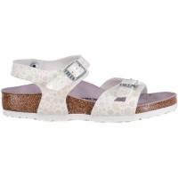Picture of Birkenstock RIO kids sandal white