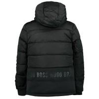 Afbeelding van Boss J26388 kinderjas zwart