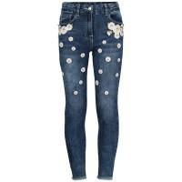 Afbeelding van MonnaLisa 193400R1 kinderbroek jeans