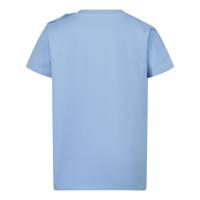Afbeelding van Moncler 8C73820 baby t-shirt licht blauw