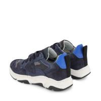 Afbeelding van Philippe Model AI20EZL0 kindersneakers army/navy