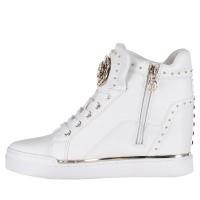 Afbeelding van Guess FL5FR2LEA12 dames sneakers wit