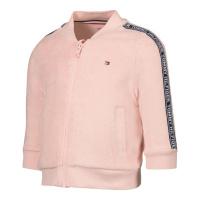 Afbeelding van Tommy Hilfiger KN0KN01280 baby vest licht roze