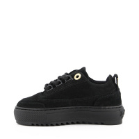 Afbeelding van Mason Garments B20NOS3A kindersneakers zwart