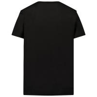 Afbeelding van EA7 3KBT53 kinder t-shirt zwart