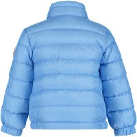 Afbeelding van Moncler 4138799 babyjas licht blauw