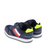 Afbeelding van Tommy Hilfiger 31097 kindersneakers navy