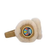 Afbeelding van Ugg 20116 kinder oorwarmers camel