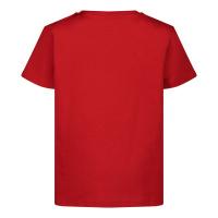Afbeelding van Gucci 548034 XJCPU baby t-shirt rood