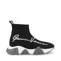 Afbeelding van Versace 1000315 kindersneakers zwart
