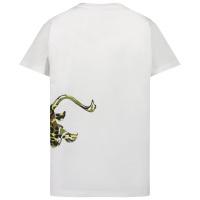 Afbeelding van Givenchy H25250 kinder t-shirt wit
