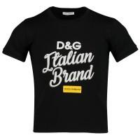 Afbeelding van Dolce & Gabbana L5JTBV kinder t-shirt zwart