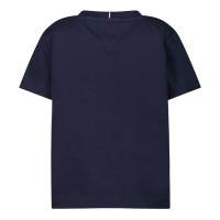 Afbeelding van Tommy Hilfiger KG0KG06163B baby t-shirt navy