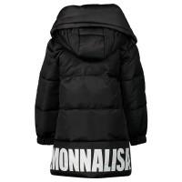 Afbeelding van MonnaLisa 174113P6 kinderjas zwart