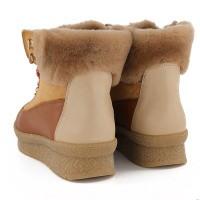 Afbeelding van Toral 12043 dames snowboots camel