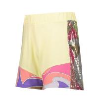 Afbeelding van Pucci 9O6129 kinder shorts geel