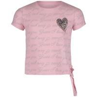Afbeelding van Guess K92I23 kinder t-shirt licht roze