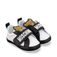 Afbeelding van Moschino 67339 babysneakers zwart