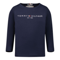 Afbeelding van Tommy Hilfiger KS0KS00202B baby t-shirt navy