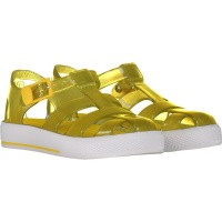 Picture of Igor S10107 kids sandals yellow
