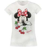 Afbeelding van MonnaLisa 115617SO kinder t-shirt wit
