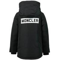 Afbeelding van Moncler 4235705 kinderjas zwart