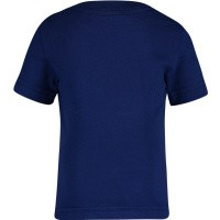 Afbeelding van Dsquared2 DQ03FF baby t-shirt cobalt blauw