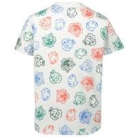 Afbeelding van Kenzo KP10728 kinder t-shirt wit
