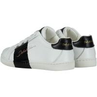Afbeelding van Dolce & Gabbana DA0624 kindersneakers wit