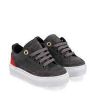 Afbeelding van Mason Garments SS20B20NOS2 kindersneakers grijs